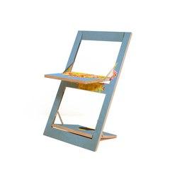 Fläpps Folding Chair| Messerblumen | Sillas | Ambivalenz