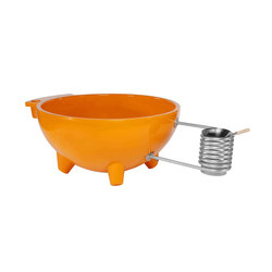 Dutchtub Original Orange | Outdoor bathtubs | Weltevree