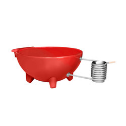 Dutchtub Original Terra Red | Vasche outdoor | Weltevree
