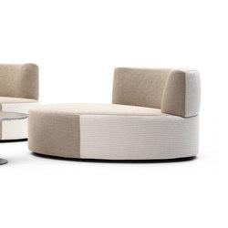 Belt armchair | Sessel | Varaschin