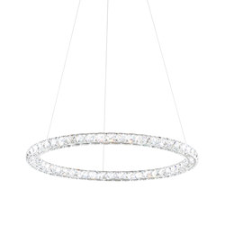 Circle LED Pendant | General lighting | Swarovski Lighting