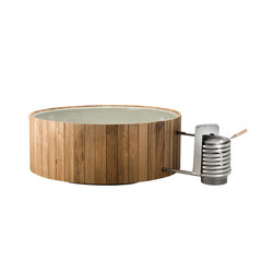 Dutchtub Wood | Outdoor bathtubs | Weltevree