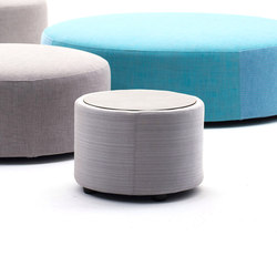 Belt side table | Mesas de centro | Varaschin