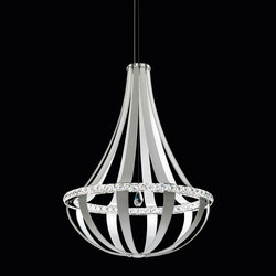 Crystal Empire | Suspended lights | Schonbek