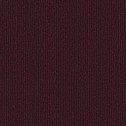 Chicc 0908 True Burgundy | Moquettes | OBJECT CARPET