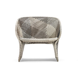 Maat lounge armchair | Sessel | Varaschin