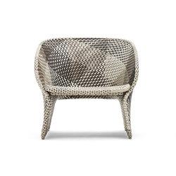 Maat lounge armchair | Armchairs | Varaschin