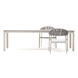 Babette low | Dining tables | Varaschin