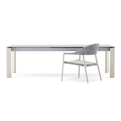 Dolmen low | Dining tables | Varaschin