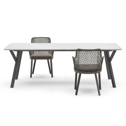 Link table | Esstische | Varaschin