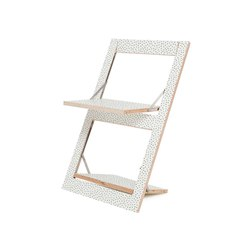 Fläpps Folding Chair   Watercolor Dots by Kind of Style   Sillas   Ambivalenz