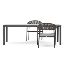 Victor low | Dining tables | Varaschin