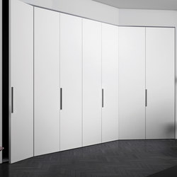 Plana | Built-in cupboards | Pianca