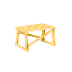 Patioset Side Tabel Yellow | Side tables | Weltevree