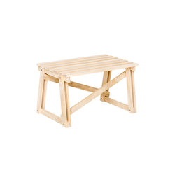 Patioset Side Tabel Naked | Side tables | Weltevree