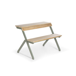 Tablebench 2p | Tables and benches | Weltevree