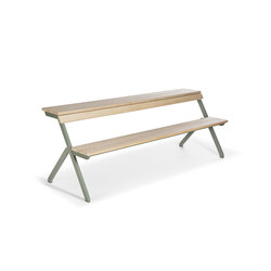 Tablebench 4p | Tables and benches | Weltevree