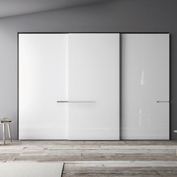 Riflesso | Built-in cupboards | Pianca