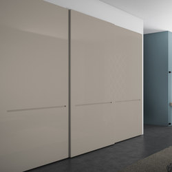 Tratto | Built-in cupboards | Pianca