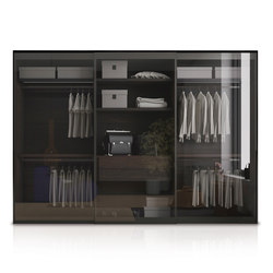 Vitrum | Built-in cupboards | Pianca