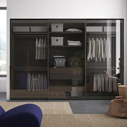 Vitrum | Built-in cupboards | Pianca