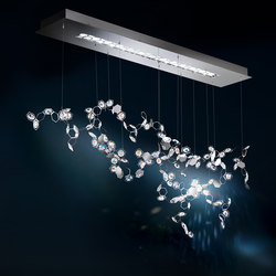 Crystalon LED Pendant | Suspensions | Schonbek