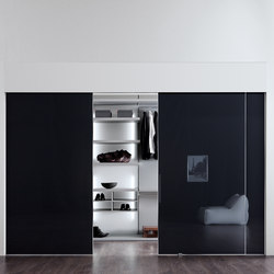 Vista | Walk-in wardrobes | Pianca