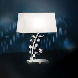 Crystalon Table Lamp | Table lights | Schonbek