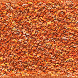 Esther | Tangerine Orange 441 | Rugs | Kasthall