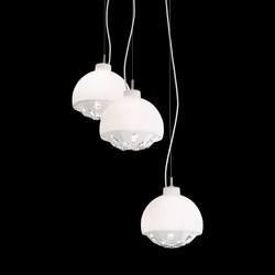 Estrella LED Pendant | Suspended lights | Schonbek