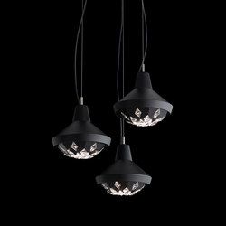 Estrella LED Pendant | Suspended lights | Swarovski Lighting