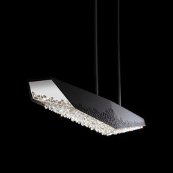 Glyph LED Pendant | Pendelleuchten | Swarovski Lighting