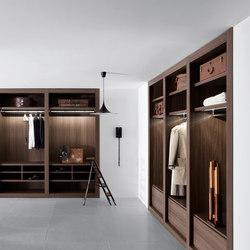 Sipario | Walk-in wardrobes | Pianca