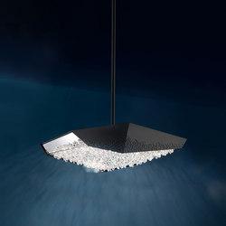 Glyph LED Pendant | Illuminazione generale | Swarovski Lighting