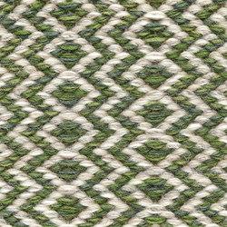 Ingrid Icon | Green White 380 | Tapis / Tapis de designers | Kasthall