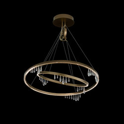 Solarius LED Pendant | Suspensions | Swarovski Lighting