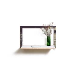 Fläpps Secretary Wall Desk | Wild and Free by Ingrid Beddoes | Shelving | Ambivalenz