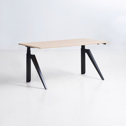 Cabale Desks | Escritorios individuales | Holmris Office