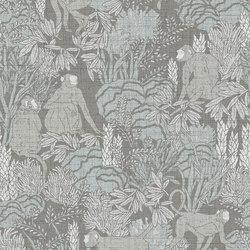Curiosa Langur | Wall coverings / wallpapers | Arte