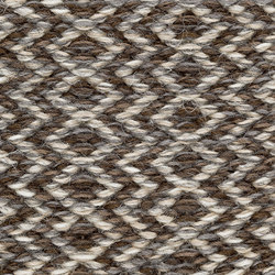 Ingrid Icon | Brown Grey 751 | Rugs | Kasthall