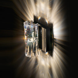 Verve Wall Light | Wall lights | Schonbek