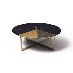 Gold Radius | Tables basses | Alex Mint