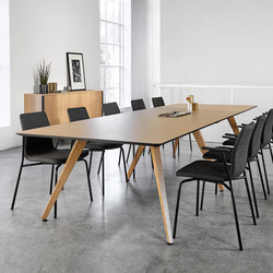 Cabale Conference Table | Mesas contract | Holmris B8