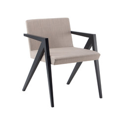 Atto-3 Armchair | Chairs | Aceray