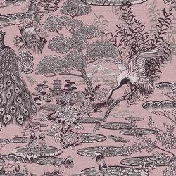 Curiosa Lotus | Wall coverings / wallpapers | Arte