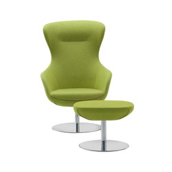 Duna-SWIV Swivel Armchair | Sessel | Aceray