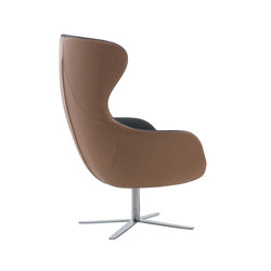 Duna-SWIV4P Swivel Armchair | Sillones lounge | Aceray