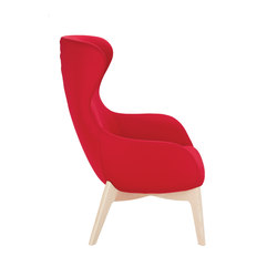 Duna-W Armchair | Lounge chairs | Aceray