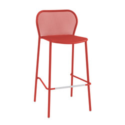 Lido-5 Stacking Barstool | Garten-Barhocker | Aceray