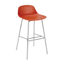 Ovvio-6 Counter Stool | Taburetes de bar | Aceray